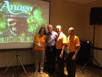 Anago Franchise meeting All Hands On Deck