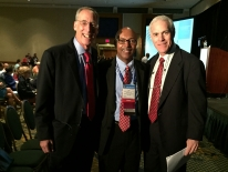 MDRT 2015 with Bob Artz and Ron Donaldson
