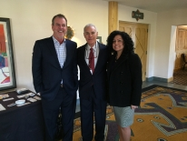 Don Reeves, Lita Aguirre, Russell Sigler, INc