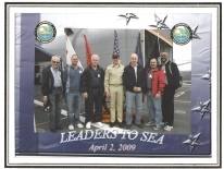 Leaders to Sea